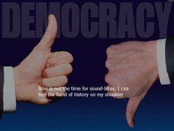 Демократия   древний миф, как свобода и равенство