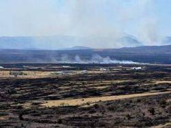 Природные пожары уничтожили 80 домов в Техасе
