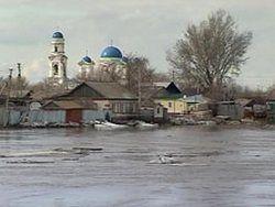 В Россию пришли паводки