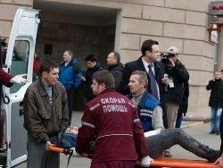 Взрыв в метро Минска был радиоуправляемым