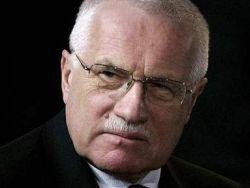 Президент Чехии украл протокольную ручку