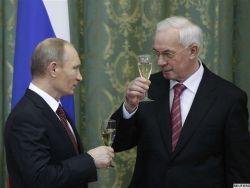 Россия меняет газ на Таможенный союз