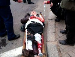 Минск после теракта: спокойствие и взаимопомощь