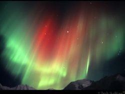 Норвежец снял потрясающие кадры северного сияния