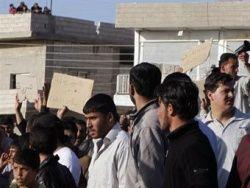 Сирийские правозащитники насчитали 200 убитых манифестантов