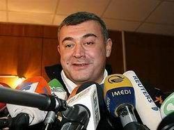 Журналисты узнали о хулиганской выходке противника Саакашвили