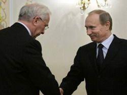 Путин продолжает заманивать Украину в Таможенный союз