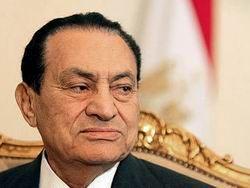 Бывший президент Египта Хосни Мубарак госпитализирован