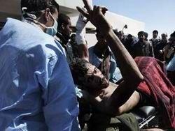 Войска Каддафи обвинили в убийстве 10 тысяч человек