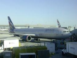 В аэропорту Нью-Йорка столкнулись два самолета