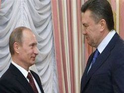 Путин предложил Януковичу сотрудничество