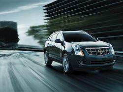 Кроссовер Cadillac SRX получит новый двигатель V6
