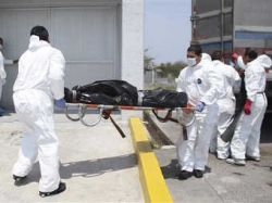 В приграничном мексиканском штате нашли 32 трупа