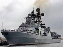 Учения Тихоокеанского флота проходят у берегов Приморья