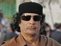Каддафи озвучил три условия отказа от власти
