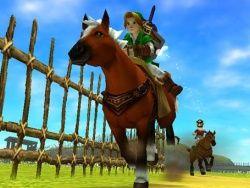 Ремейк Legend of Zelda: Ocarina of Time 3D выйдет в июне