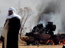 Война в Ливии: ответственность защищать или право вмешиваться