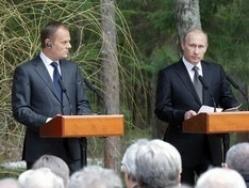 Туск советует гордым украинцам не слушать советы Путина