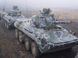 На полигоне в Псковской области взорвалась САУ с экипажем