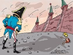 Медведев замахнулся на путинизм
