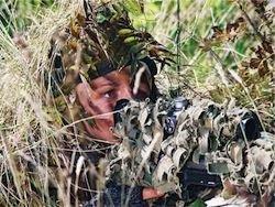 За Каддафи воюют колумбийские снайперши