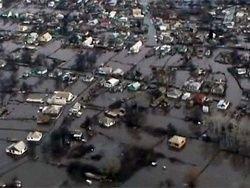 МЧС: каким российским регионам угрожает паводок