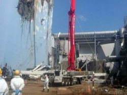 """Топливные стержни на четвертом реакторе """"Фукусима-1"""" разрушены"""