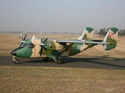 ВВС Польши получили первый транспортник Bryza