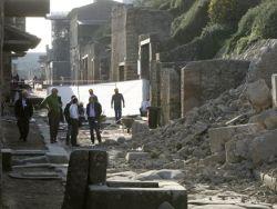 В Италии началась реставрация Помпеи