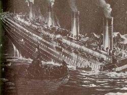 К месту крушения  Титаника  везут туристов