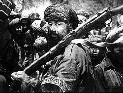 Десталинизация: басмачи станут героями в Таджикистане?