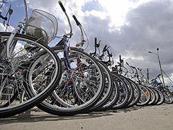 В Москве оборудуют велосипедные дорожки