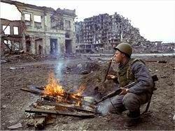 """Операция """"Джихад"""", Грозный, август 1996"""
