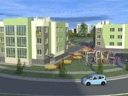 В Балашихе строится новый микрорайон