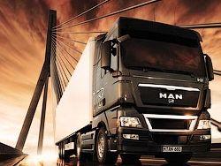 Компания MAN договорилась о выпуске грузовиков в Петербурге