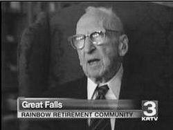 В США в возрасте 114 лет умер старейший мужчина на Земле