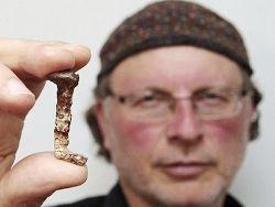 Новость на Newsland: Найдены гвозди с распятия Иисуса Христа