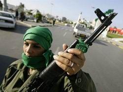 Ливийские власти начали вооружать население
