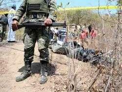 Число найденных на севере Мексики трупов выросло до 177