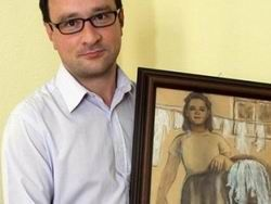 Поляк собрался жениться на картине
