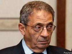 Амр Муса: мир между Израилем и Египтом исчерпал себя
