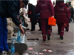 Взрыв в минском метро: неизвестные факты
