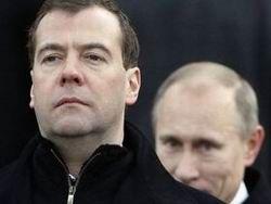 У Медведева страна, а у Путина Дума
