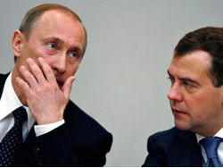 Слухи о расколе в тандеме подрывают доверие россиян