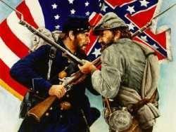 Американцы собрали мифы о Гражданской войне в США