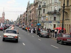 В Санкт-Петербурге не пустили геев на Невский проспект