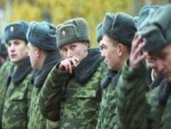 Число проявлений неуставных отношений в российской армии выросло