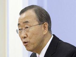 Генсек ООН обрадовался увольнению Полторанина