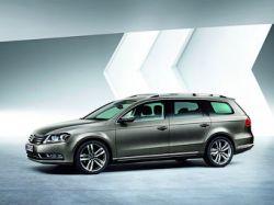 Названы российские цены на универсал VW Passat
