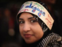 Тунис за равноправие женщин на выборах